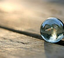 Marble on the deck by LAaustin