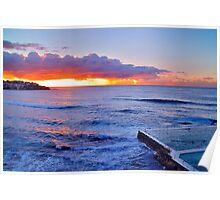 Bondi Sunrise #8 Poster
