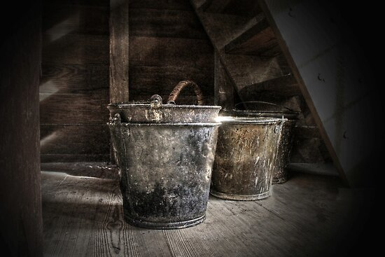 Buckets by Christine Annas