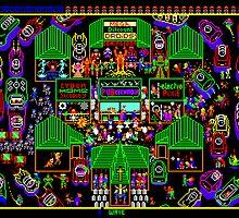 Robotron 2083 by atombat