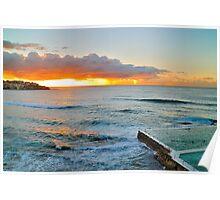 Bondi Sunrise #7 Poster