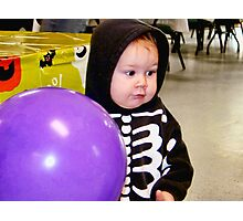 Boo! Photographic Print