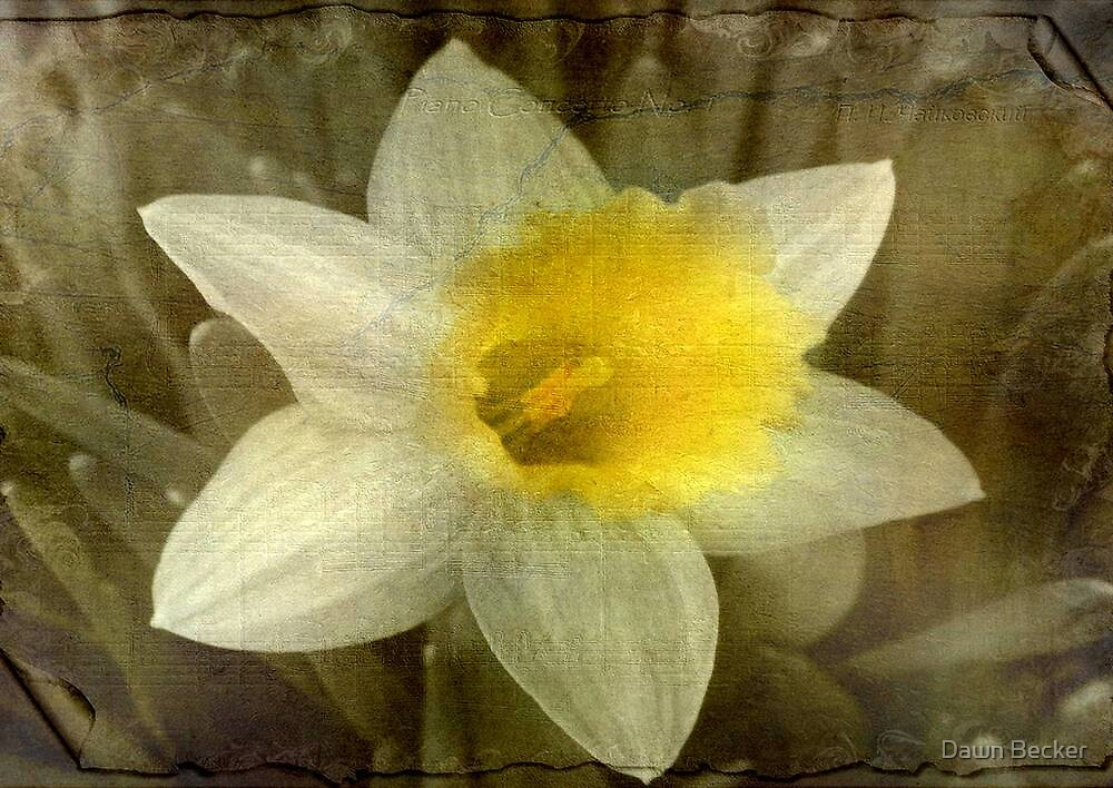 A Melody of Spring!!! © by Dawn M. Becker