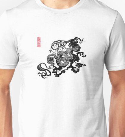 Akin Dragon Unisex T-Shirt