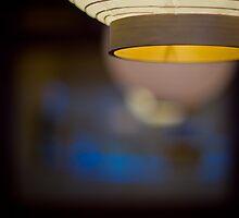 Golden lantern by Robert T Wilson
