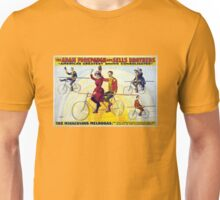 Forepaugh & Sells Brothers Vintage Circus Poster Unisex T-Shirt