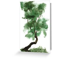 Little Zen Tree 146 Greeting Card