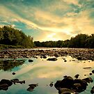 Calm River by Derek Donnelly
