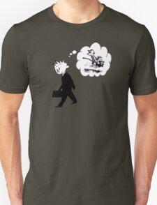Old Calvin, Good Memories T-Shirt