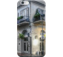 Standing on The Corner iPhone Case/Skin