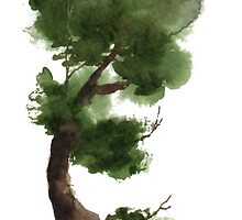 Little Zen Tree 150 by Sean Seal