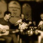Playing at Buckley's bar by timbuckley