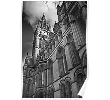 Manchester Town Hall 2 Poster