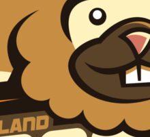 Birth Island Bidoofs Sticker