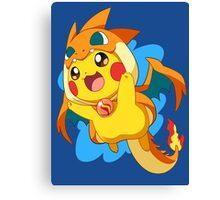 Cute Pikachu! Canvas Print