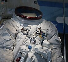 Space Suit by Laurie Puglia