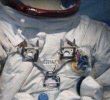 Space Suit Sticker