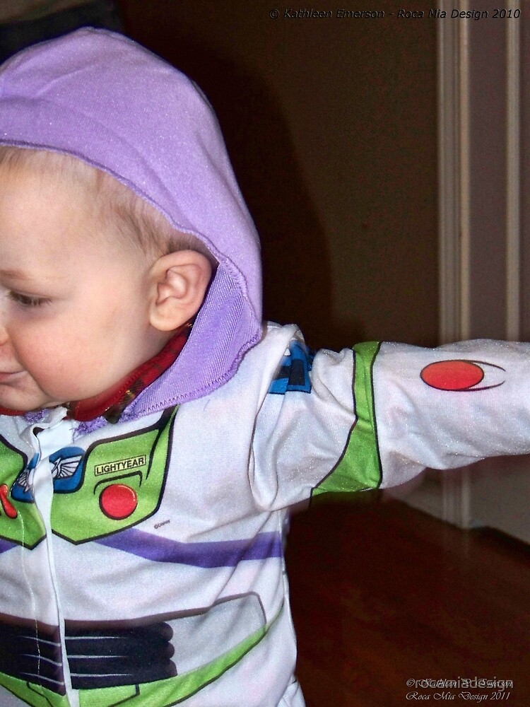 Buzz Lightyear Dodging the Paparazzi by rocamiadesign