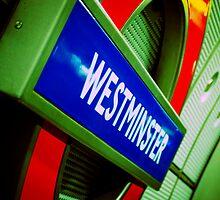 Westminster London by mashedfish