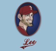 Cliff Lee by Nikki Cooper