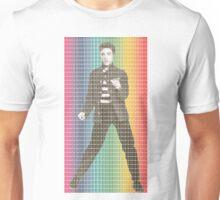 Rainbow Elvis Unisex T-Shirt
