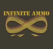 Infinite Ammo by robotrobotROBOT