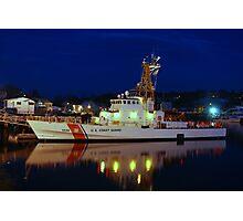 USCGC Grand Isle  - Gloucester, Massachusetts Photographic Print