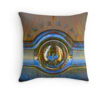 Imperial Rainbow Throw Pillow