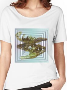 Archon - Abstract CG Women's Relaxed Fit T-Shirt