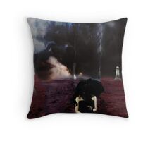 Path of Decay  Throw Pillow
