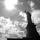Shine Liberty Shine by Richard Butler