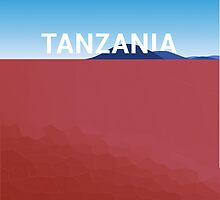Colorful lands - TANZANIA by Ellair