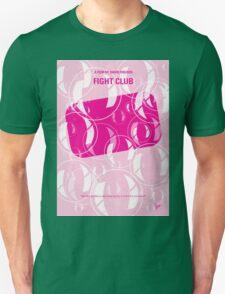 No027 My Fight Club minimal movie poster Unisex T-Shirt
