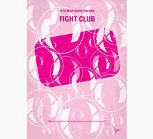 No027 My Fight Club minimal movie poster T-Shirt