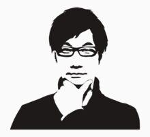 Hideo Kojima Kids Tee