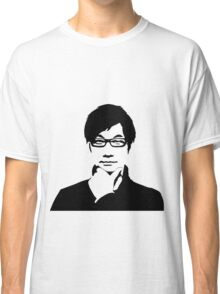 Hideo Kojima Classic T-Shirt