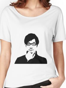 Hideo Kojima Women's Relaxed Fit T-Shirt
