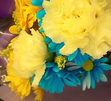 Friendship Flowers waiting to be Delivered by BingoStar