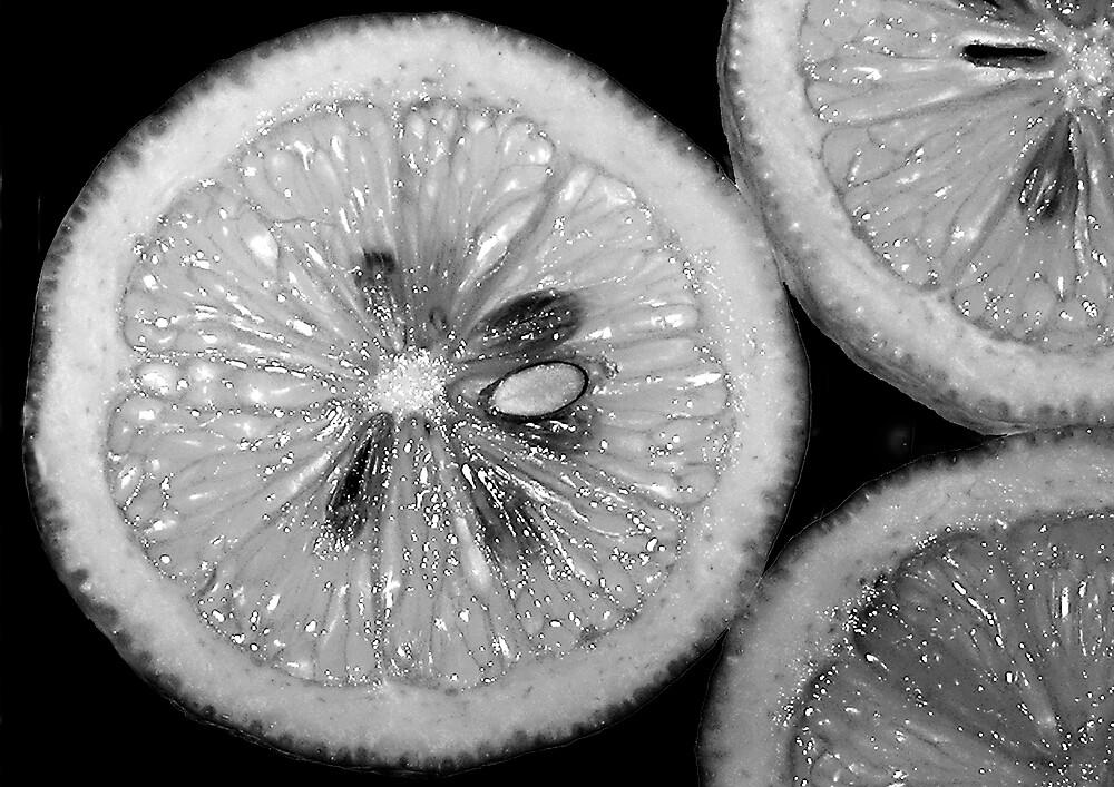 Lemon Texture by Tony Cave