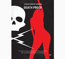 No018 My Death Proof minimal movie poster T-Shirt