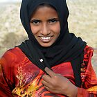 Socotra Girl by George Kashouh