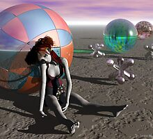 Forgotten by Sandra Bauser Digital Art
