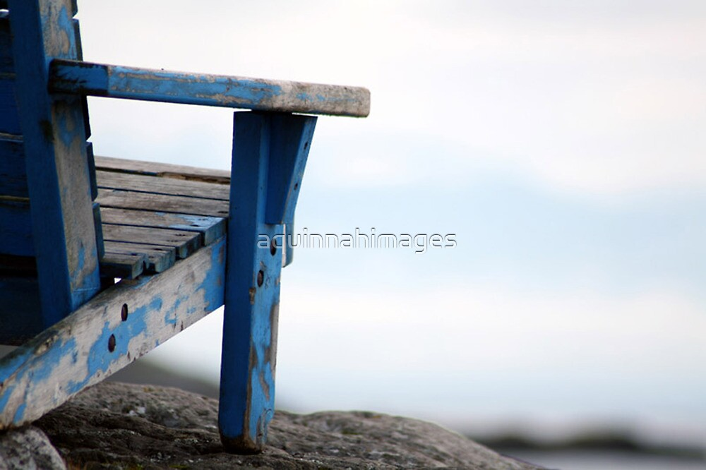 Sit Awhile by aquinnahimages