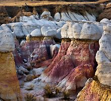 Paint Mines by RondaKimbrow