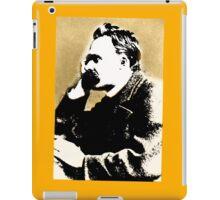 Frederich Nietzsche. iPad Case/Skin