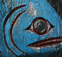 Totem Pole Fish by aquinnahimages