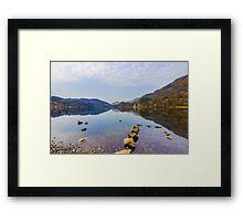 Llyn Gwynant Framed Print