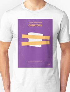 No015 My chinatown minimal movie poster T-Shirt