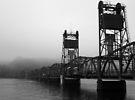 Foggy Bridge by KBritt