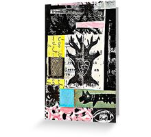 wisdom tree Greeting Card
